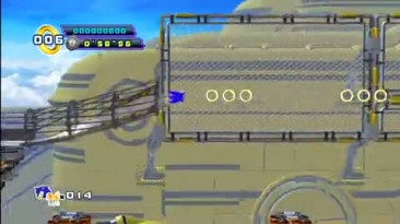 "Sonic the Hedgehog 4: Episode II ""Launch Trailer"""