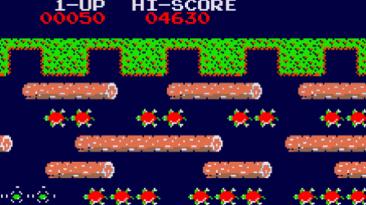 Konami делает телешоу по Frogger - древней игре, где вы переводите лягушку через дорогу