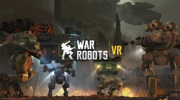 Pixonic анонсировала War Robots под VR