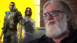 Гейб Ньюэлл выступил в защиту Сyberpunk 2077
