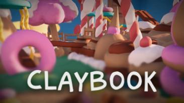Пластилиновая головоломка Claybook выйдет в октябре