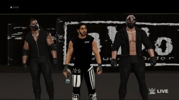 "WWE 2K16 ""RETRIBUTION музыкальная тема"""