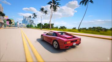 Энтузиаст добавил Vice City в GTA V