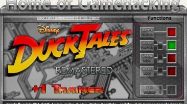 DuckTales Remastered: Трейнер/Trainer (+2) [1.2 & 1.3] {iNvIcTUs oRCuS / HoG}
