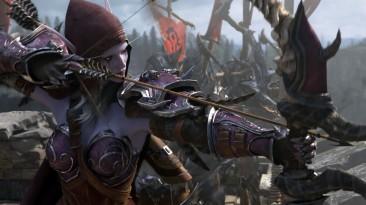 Охотники в World of Warcraft смогут получить лук Сильваны Ветрокрылой
