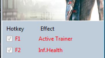 Assassin's Creed ~ Liberation HD: Трейнер/Trainer (+5) [1.0] {MrAntiFun}