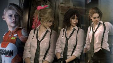 """Resident Evil 2 """"Набор причесок для Клэр Редфилд"""""""