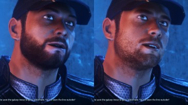 "Mass Effect 3 ""Joker Complexion Tweak"""