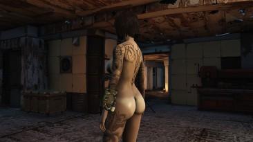 """Fallout 4 """"Красивый пресет тела CBBE"""""""