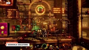 10 минут геймплея Oddworld: Soulstorm