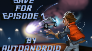 Back to the Future The Game Episode 1: Сохранение (пройдено полностью) {AutoAndroid}