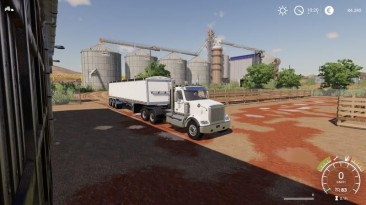 "Farming Simulator 19 ""Мод Australia MAP - AUSSIE OUTPACK v1.0"""