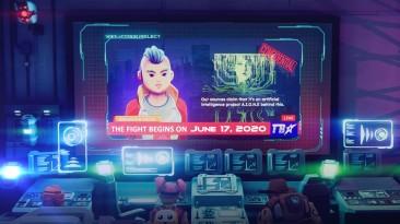 Экшен-рогалик в киберпанк сеттинге Danger Scavenger выйдет в июне