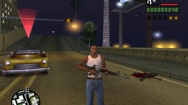 "Grand Theft Auto: San Andreas ""Погоня Чужих на вайсидском гермесе за Сиджеем (SA)1.0"""