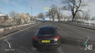 Forza Horizon 4: Audi TTRS Coupe - Лучший звук?
