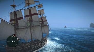 "Assassin's Creed 4: Black Flag ""Мод-пак: ФРЕГАТЫ (конвой)"""