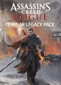 Assassin's Creed: Rogue - Templar Legacy Pack