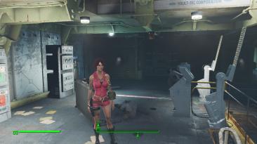 "Fallout 4 ""Костюм Клэр Редфилд"""