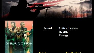 Disjunction: Трейнер/Trainer (+2) {Abolfazl.k}