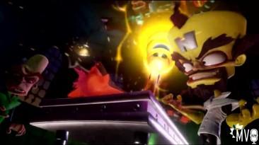 Состоялся релиз русской озвучки для Crash Bandicoot N. Sane Trilogy