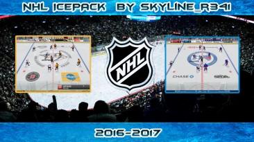 """NHL 09 """"ICEPACK 2016-2017"""""""
