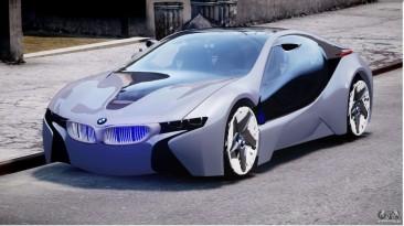 "Grand Theft Auto 4 ""BMW Vision Efficient Dynamics v1.1"""
