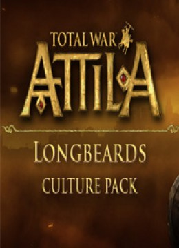 Total War: Attila - Longbeards Culture