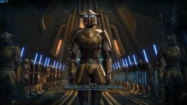 Что нового в SWTOR: Knights of the Fallen Empire? Сюжет и подача: как было и как стало