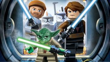 Русификатор для Steam версии LEGO Star Wars 3: The Clone Wars