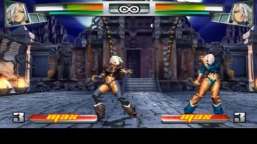 Эволюция Angel [King of Fighters]