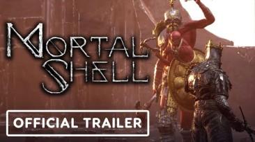 Новый трейлер и 12 минут игрового процесса Mortal Shell