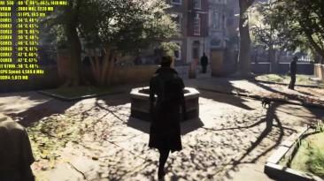 Assassins Creed Syndicate - RX 550 2GB vs RX 560 4GB