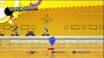 """Sonic Generations """"Секретная комната"""""""