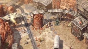 Desperados III имеет 96% положительных отзывов в Steam