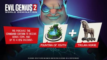 В Steam открылся предзаказ Evil Genius 2. Игра стоит 650 рублей