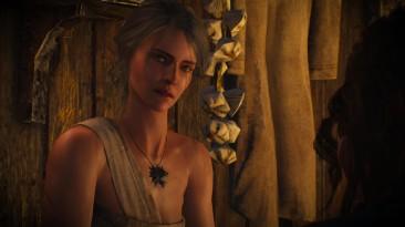 "Witcher 3: Wild Hunt ""Permanent wolf medallion for Ciri\Постоянный волчий медальон для Цири"""