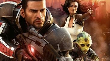 Генри Кавилл подписался на проект по Mass Effect, включающий трилогию фильмов и сериал - СМИ