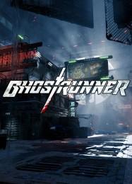Обложка игры Ghostrunner