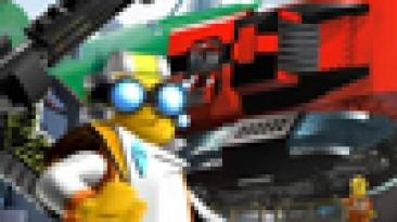 LEGO Universe отмечает Рождество