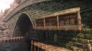 """Elder Scrolls 5: Skyrim """"Xapбopcaйд - дoм в мocтe Coлитьюдa"""""""