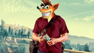 Седьмую неделю подряд переиздание трилогии Crash Bandicoot лидирует в британском чарте продаж