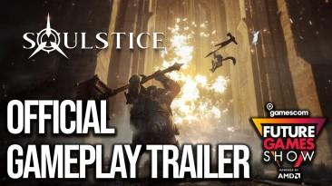 Новый трейлер и геймплей фэнтезийной ролевой игры Soulstice с Gamescom 2021