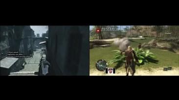 СРАВНЕНИЕ: Assassin's 1 на Максималках vs Assassin's 4 на минималках