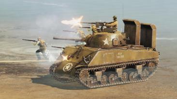Танки Sherman скоро в Men of War 2: Arena