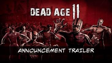 Разработчики Dead Age 2 рассказали об улучшенной боевой системе