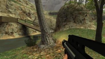 """Counter Strike: Source """"Dav0r Jackhammer"""""""