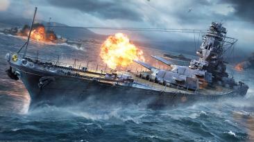 Начался первый этап общего теста обновления 0.10.4. в World of Warships