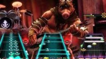 Слух: новую Guitar Hero анонсируют в апреле