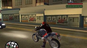 "Grand Theft Auto: San Andreas ""Ducati Monster S4R"""