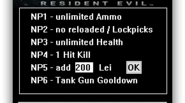 Resident Evil: Village: Трейнер/Trainer (+6) [UPD: 15.07.2021] {dR.oLLe}